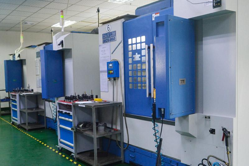中国台湾CNC大力