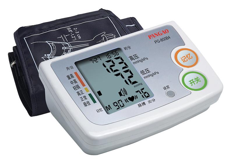 血压计面板