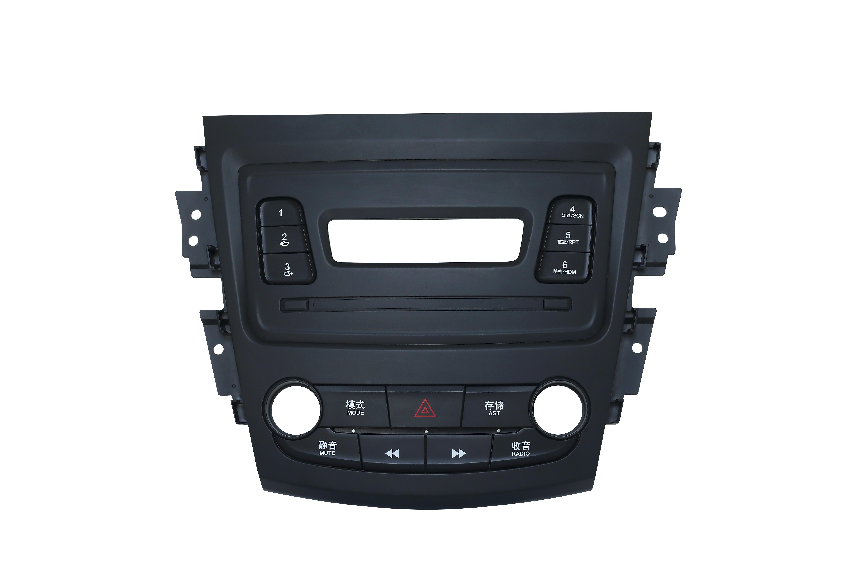 汽车导航仪面板