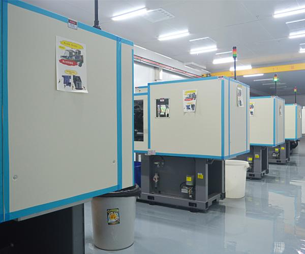东莞塑胶喷油供应商哪家品质做得好?
